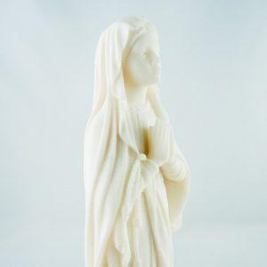 Figurki alabastrowe
